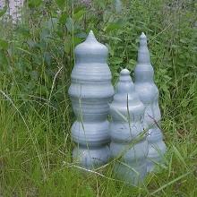 Trädgårdsskulptur